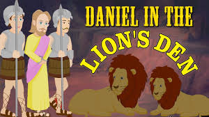 daniel in the lion u0027s den kids bible stories english animated