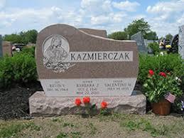 family memorials of canton wecome kotecki family memorials home
