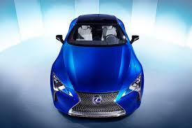 lexus lc 500 h concept lexus lc 500h makes its world premiere lexus