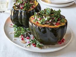 vegetarian thanksgiving menu cooking light