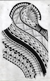 polynesian inspired tattoo design by koxnas on deviantart