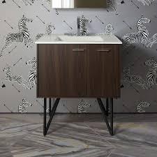 Bathroom Sink Legs Jute 30 Inch Vanity Set With Legs By Kohler Yliving