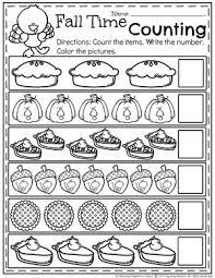 preschool thanksgiving activities worksheets thanksgiving and math