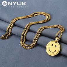 aliexpress buy nyuk new arrival men ring gold online shop nyuk new smile exquisite small