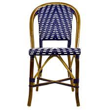 Rattan Bistro Chairs Blue French Rattan Bistro Chairs Modern House Design Unique