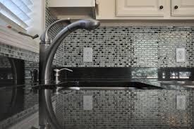 kitchen ideas glass mosaic tile backsplash home design and decor