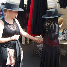 costume sale gives fiesta fans a chance to dress for old spanish
