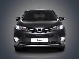 toyota new new toyota rav4 front