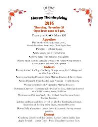 restaurants open on thanksgiving houston thanksgiving menu charivari restaurant