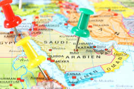 middle east map medina building presence in middle east and africa