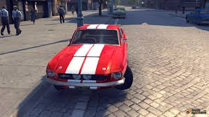 shelby gt500 v1 0 for mafia ii