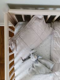 oh baby cozy crib essentials from parachute the effortless chic