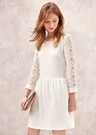robe ecru pour mariage la robe plan b de votre mariage civil ou robe du lendemain