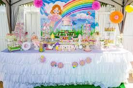1st birthday party supplies kara s party ideas magical fairy garden party planning ideas