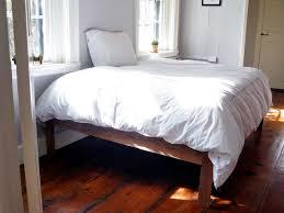 Wood Bed Designs 2012 Bed Frame No Trash Project