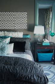 blue and black bedroom ideas 41 unique and awesome turquoise bedroom designs the sleep judge