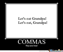 Comma Meme - super comma by recyclebin meme center