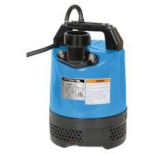 tsurumi submersible water pump u2014 3810 gph 2 3 hp 2in port