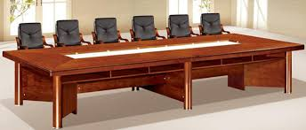 Conference Meeting Table Fancy Conference Meeting Table With High Quality Wooden Excellent