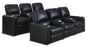 theater chairs for the home seatcraft barcelona back row home theater seating