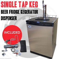Beer Kegerator New Refrigerator Bar Beer Fridge Kegerator Dispenser Cooler Goes