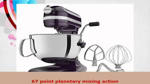 Purple Kitchenaid Mixer by Kitchenaid Kp26m1qpb Professional 600 Series 6quart Stand Mixer