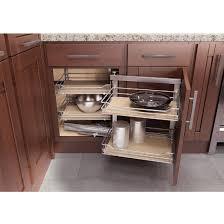 kitchen cabinet organizers wari corner base cabinet u0026 blind