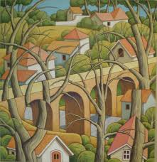 big new provence style oil paintings from kevin miller kevin