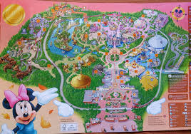 Orlando Parks Map by Hong Kong Disneyland Thrillz The Ultimate Theme Park Review Site