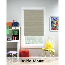 window blinds window blinds cut to size roller shades brown