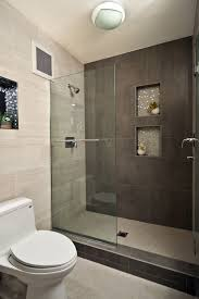 Flooring Ideas For Small Bathrooms by Modern Bathroom Design Ideas With Walk In Shower Small Bathroom