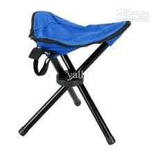 outdoor camping fishing picnic portable stool folding chair new