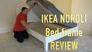 Ikea Leirvik Review Ikea Nordli Double Bed Review Youtube