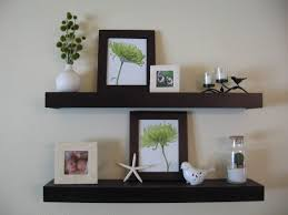 interior wall shelf decor ideas com gallery with images charming