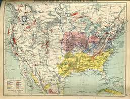 United States Map 1860 by Economic Map Of United States And Canada Of 1910 Map Usa Canada