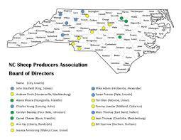 Washington Nc Map by Contact Us Nc Sheep Producers Association