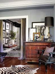 living room safari home decor mixed patterns mondeas