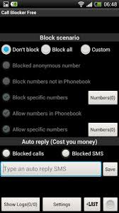 call android choose your best free call blocker for android