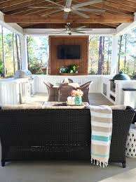 diy outdoor living ideas our southern home