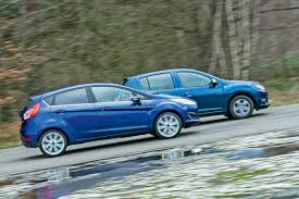 renault sandero used ford fiesta vs new dacia sandero used vs new car test