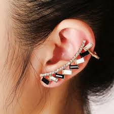 pics of ear cuffs diamond fashion ear cuff at rs 349 pair ear cuffs id