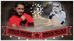 Red Shirt Star Trek Meme - star trek vs star wars red shirt vs stormtrooper youtube