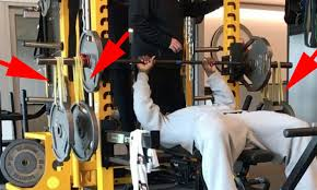 Max Bench Workout 38 Year Old James Harrison Shares Insane Bench Press Workout With