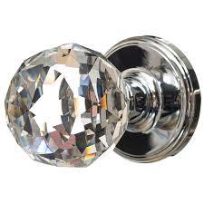 Elegant Swarovski Door Knobs Baldwin Knob Throughout Crystal