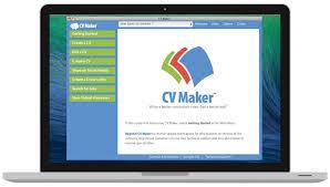 Resume Builder For Mac Write A Better Resume Cv Maker For Mac Individual Software