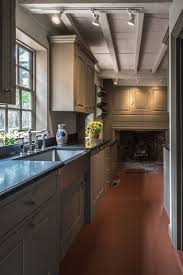 How To Remodel A Galley Kitchen Best 25 Colonial Kitchen Ideas On Pinterest Mediterranean Style
