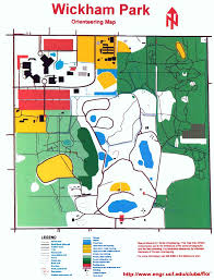 melbourne fl map florida orienteering maps
