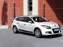 renault megane estate renault megane estate gt line 2011 picture 4 of 11