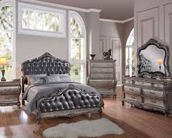 Spanish Style Bedroom by Classic Style Bedroom Set Chantelle By Acme Furniture Ac20540set