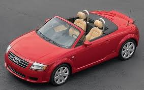 audi tt roadster 2005 used 2005 audi tt convertible pricing for sale edmunds